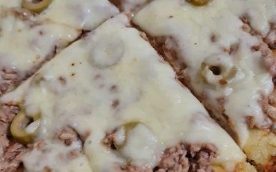 بيتزا الصاج كيتو